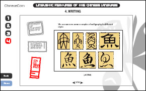 Introduction to Chinese language